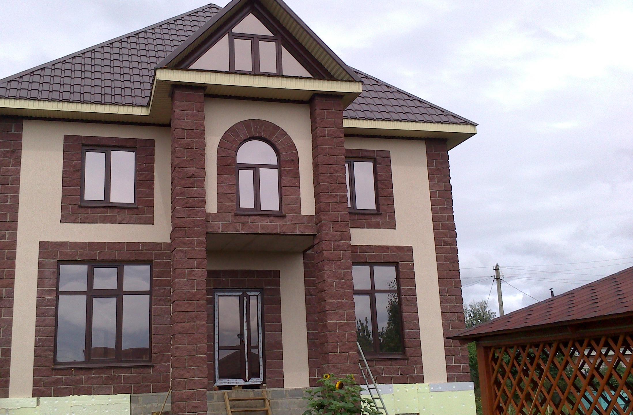 Окна дизайн для частных домов